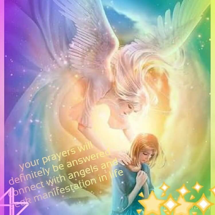 Angel Prayer