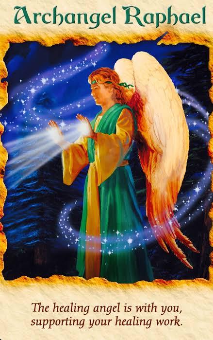 Healing Archangel Raphael